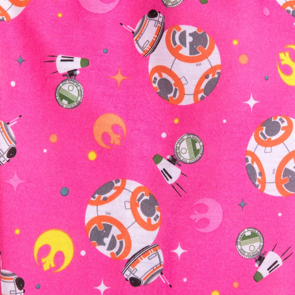 BB-8 and D-O Sleep Set for Girls – Star Wars: The Rise of Skywalker