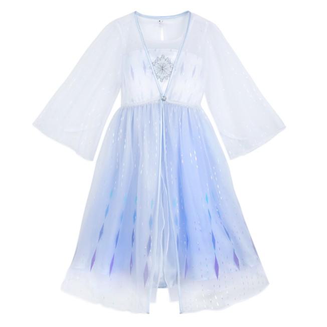 Elsa the Snow Queen Sleep Gown for Girls – Frozen 2