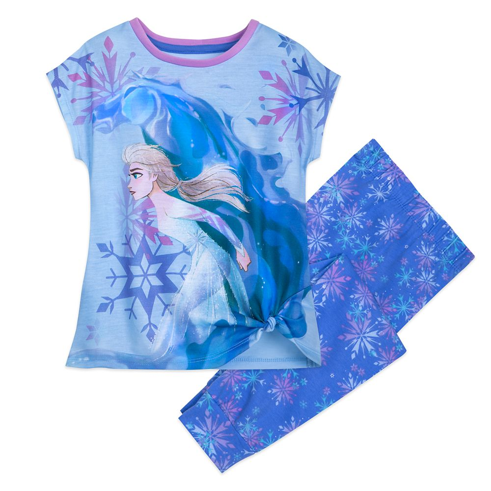 Elsa Sleep Set for Girls – Frozen 2