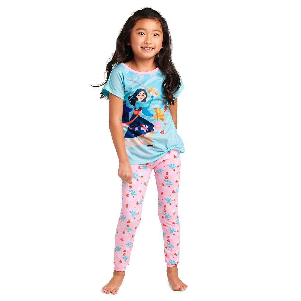 Mulan Sleep Set for Girls