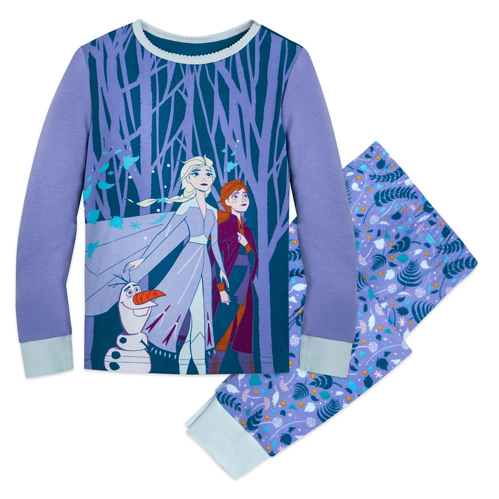 Frozen 2 PJ PALS for Girls