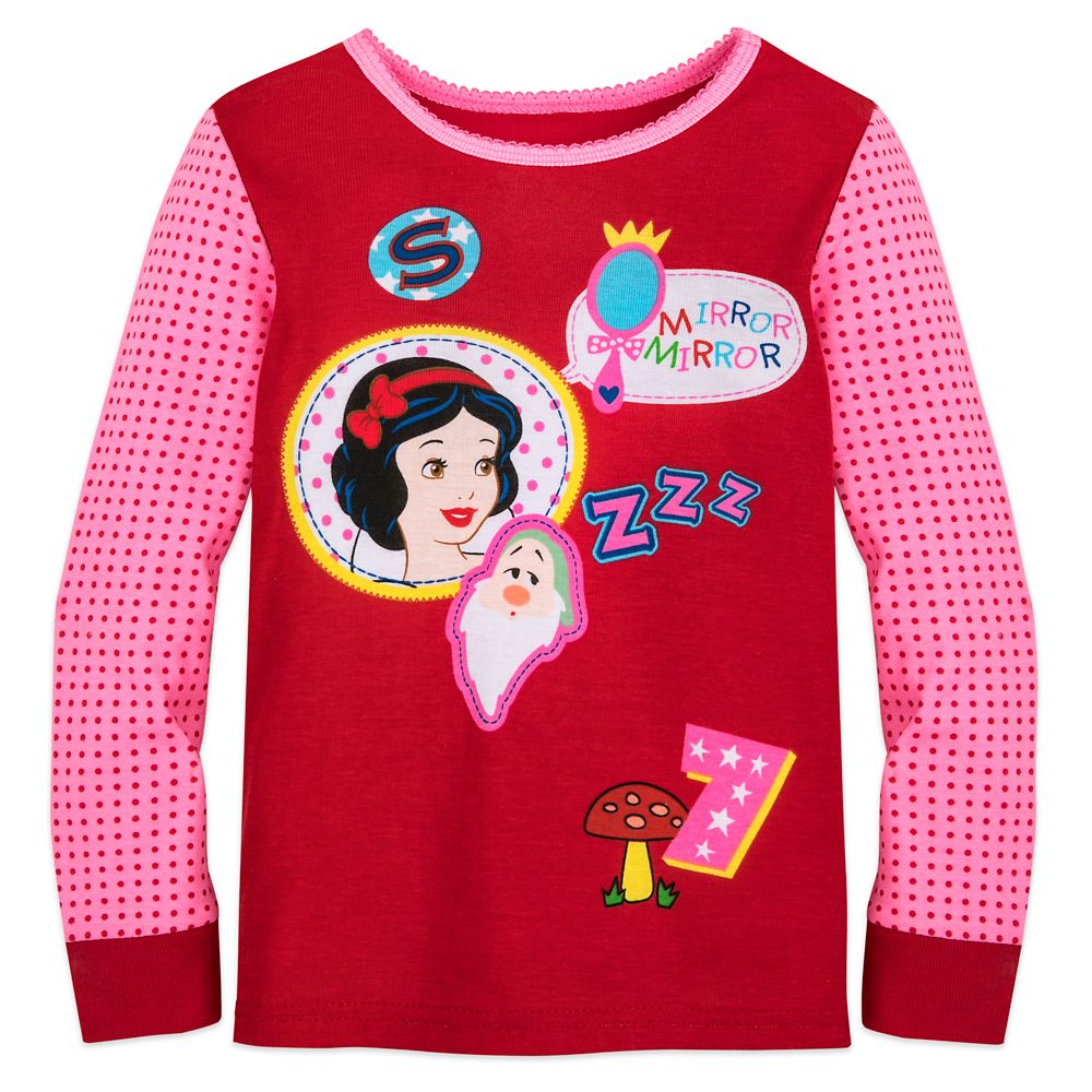 Snow White PJ PALS for Girls
