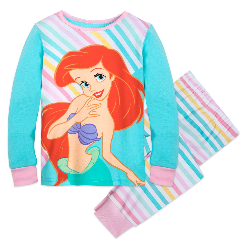 Disney Ariel PJ PALS for Girls ? The Little Mermaid