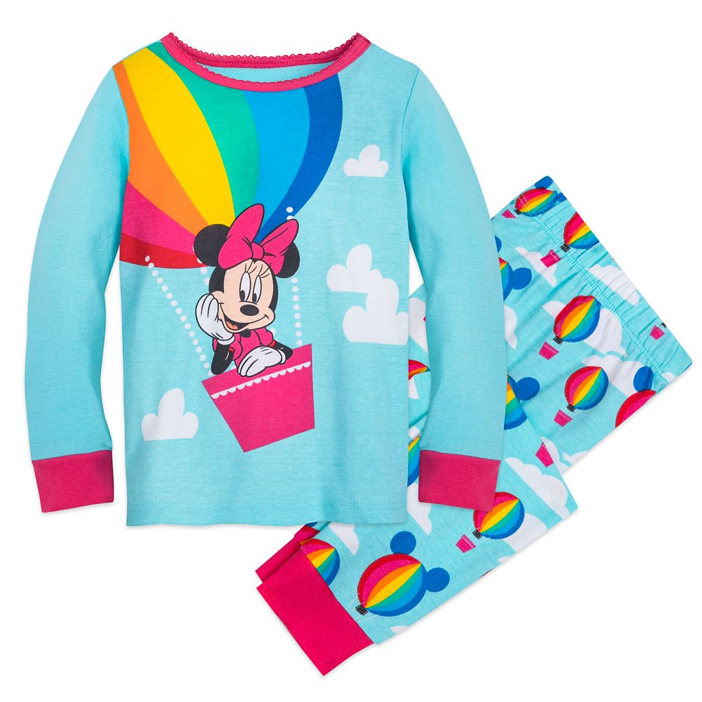 Disney Minnie Mouse PJ PALS for Girls