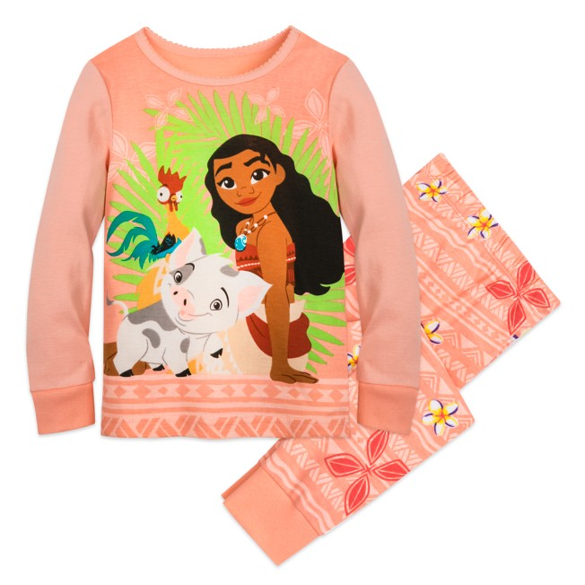 Moana PJ PALS for Girls