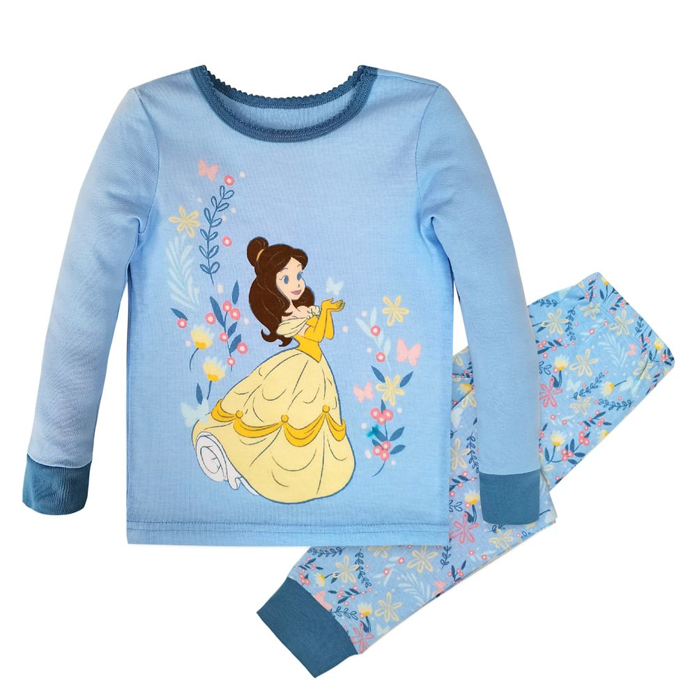 Disney Belle PJ PALS for Kids ? Beauty and the Beast
