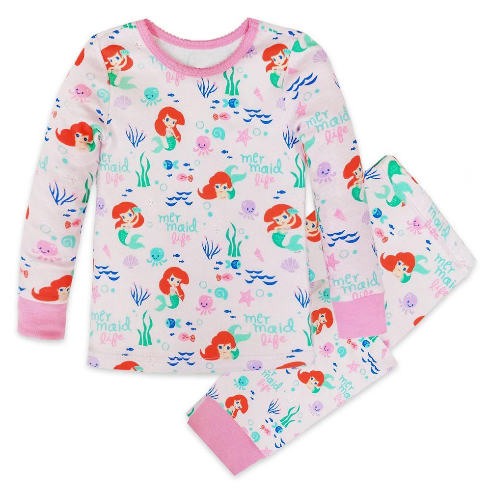 Disney Ariel PJ PALS for Girls ? The Little Mermaid