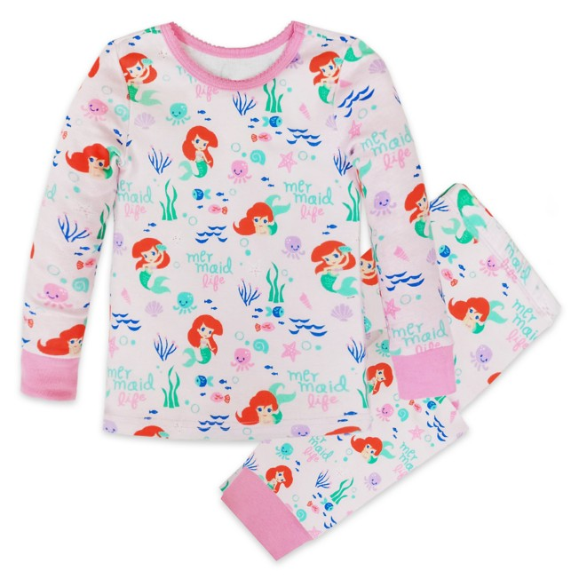 Ariel PJ PALS for Girls – The Little Mermaid
