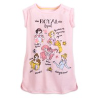 Disney Princess ''Royal Squad'' Nightshirt for Girls