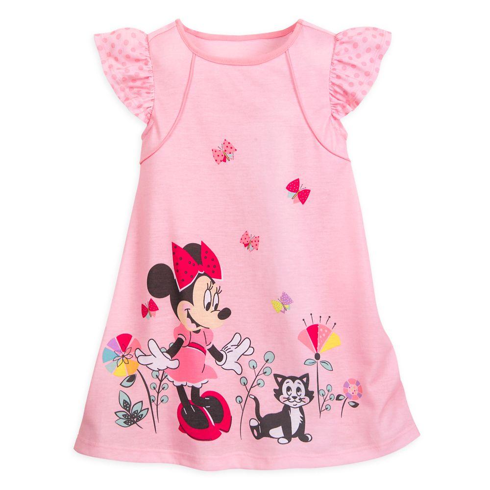 Disney Minnie Mouse Nightshirt for Girls