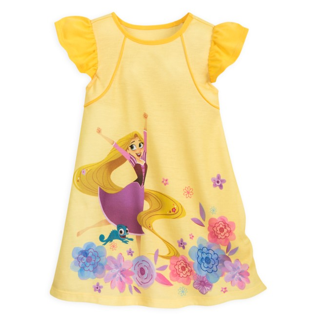 Rapunzel Nightshirt for Girls – Tangled: The Series