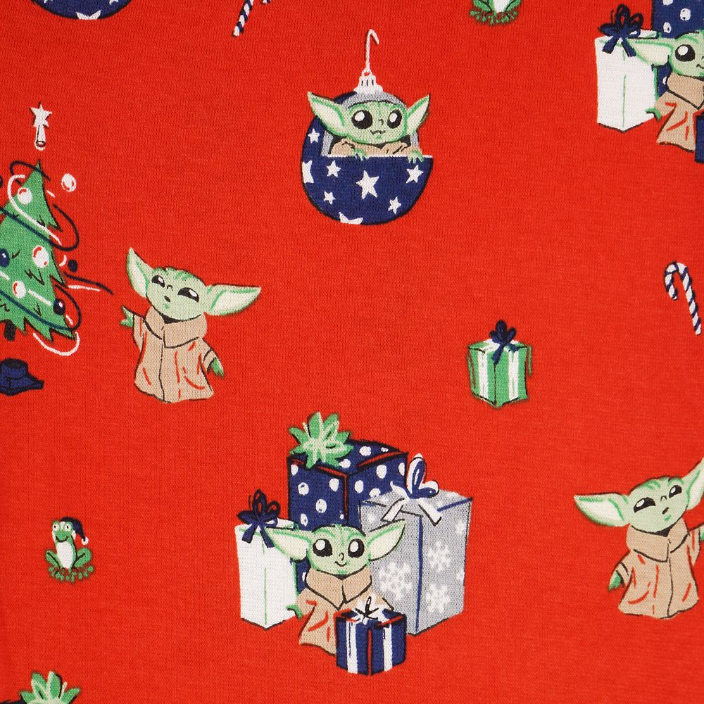 The Child Holiday Pajama for Dogs by Munki Munki – Star Wars: The Mandalorian