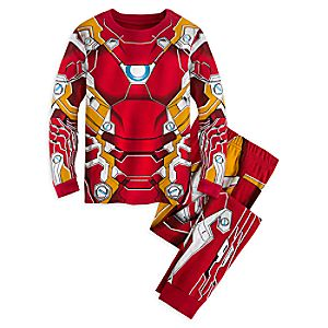 Iron Man Costume PJ PALS for Boys - Captain America: Civil War 4903046861851M
