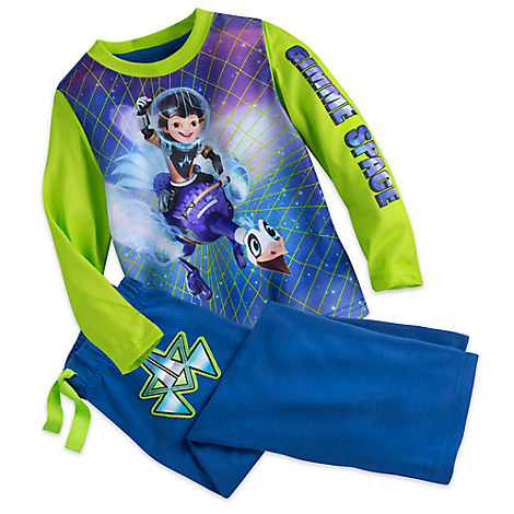 Miles from Tomorrowland Sleep Set for Boys