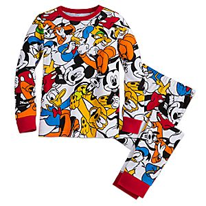 Mickey Mouse and Friends PJ PALS for Boys 4903046861930M