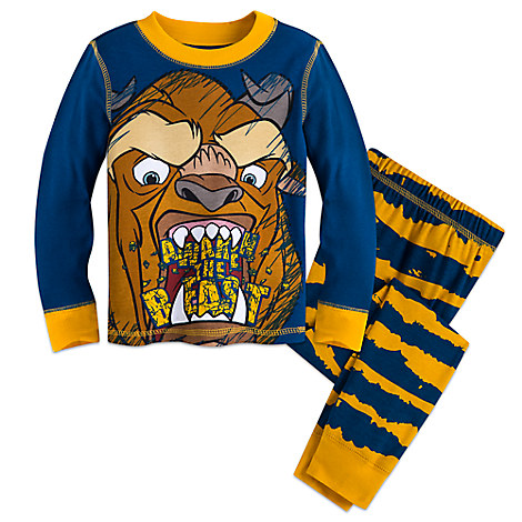 Beast PJ PALS for Boys