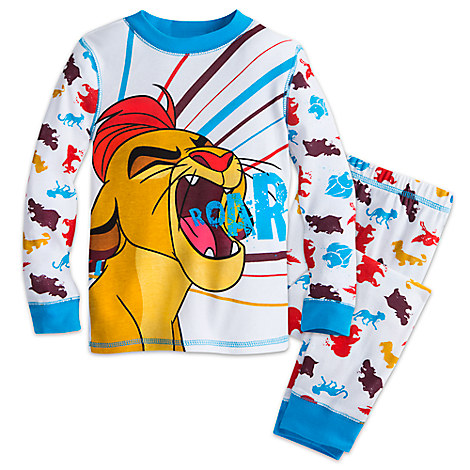 The Lion Guard PJ PALS for Boys