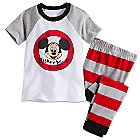 Mickey Mouse Club Pajama Set for Boys