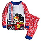 Mickey Mouse Racer PJ PALS for Boys