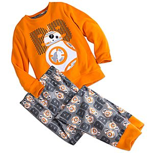 BB-8 PJ Set for Boys: Star Wars: The Force Awakens