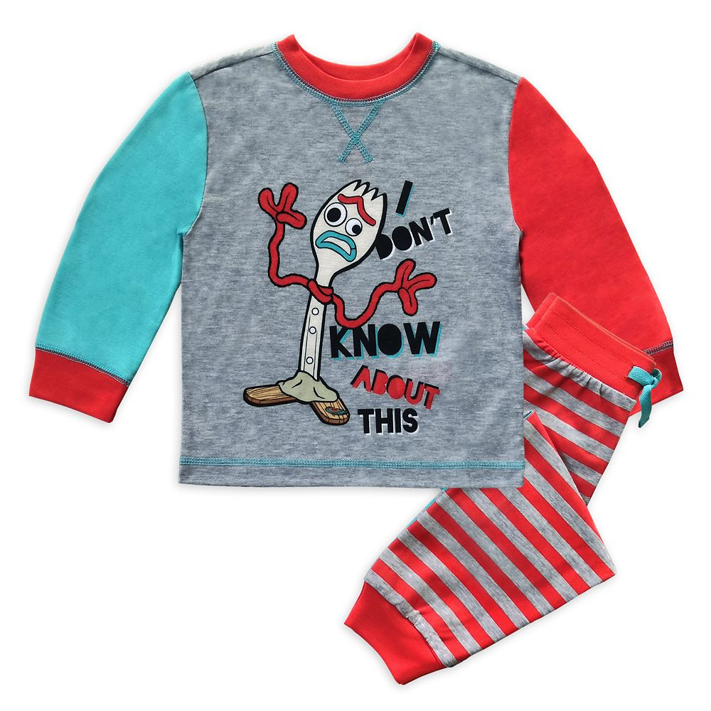 Forky Pajama Set for Boys – Toy Story 4