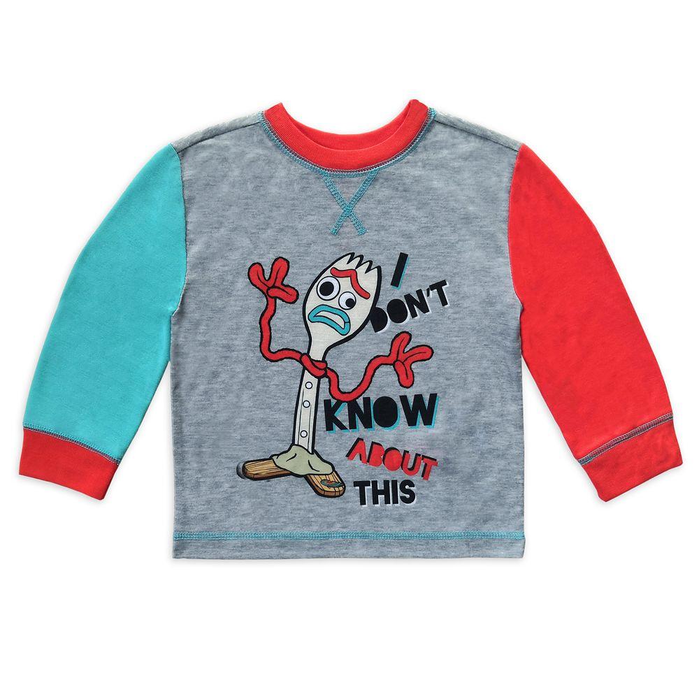 Forky Pajama Set for Boys – Toy Story 4