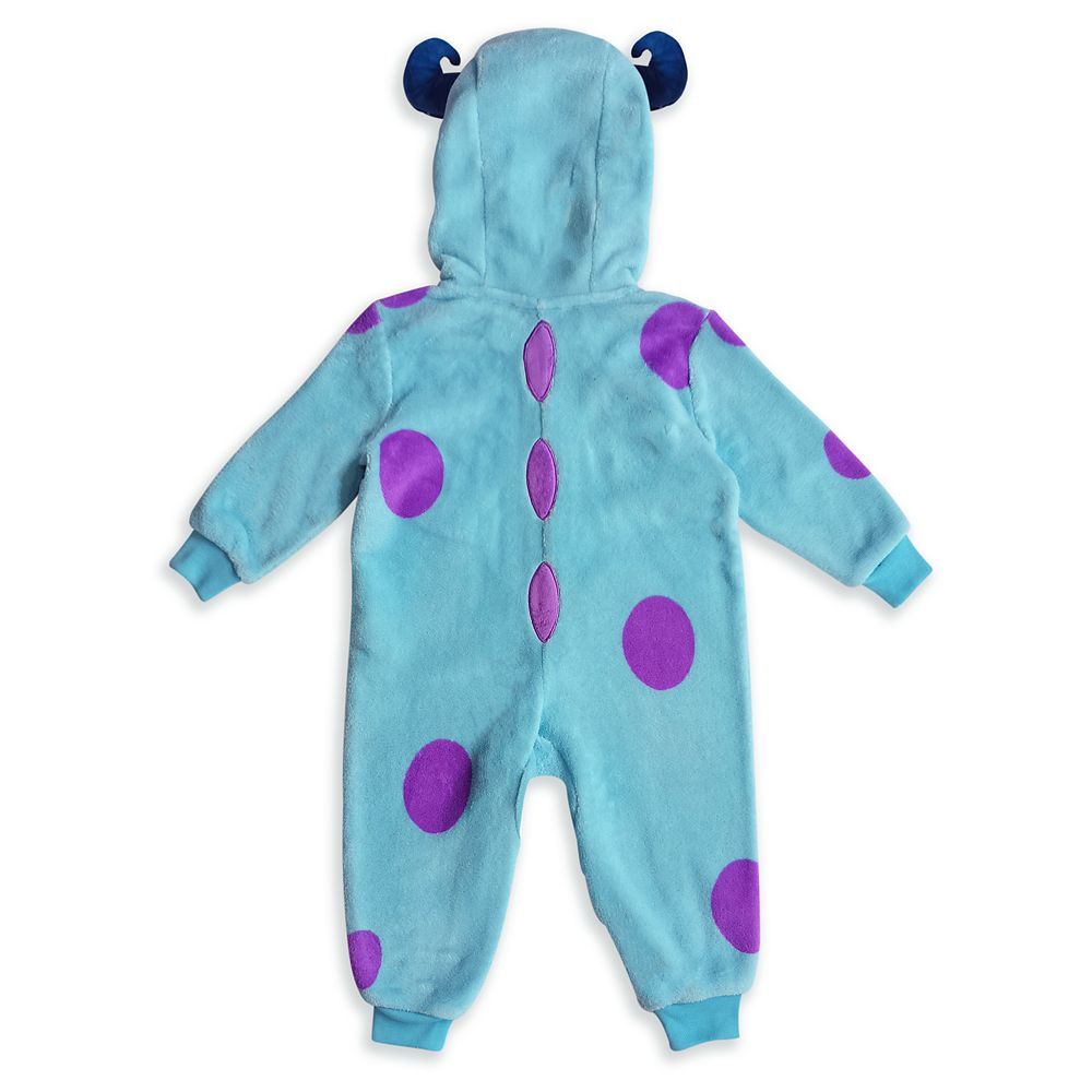 Sulley Costume Pajama For Toddlers Monsters Inc Shopdisney