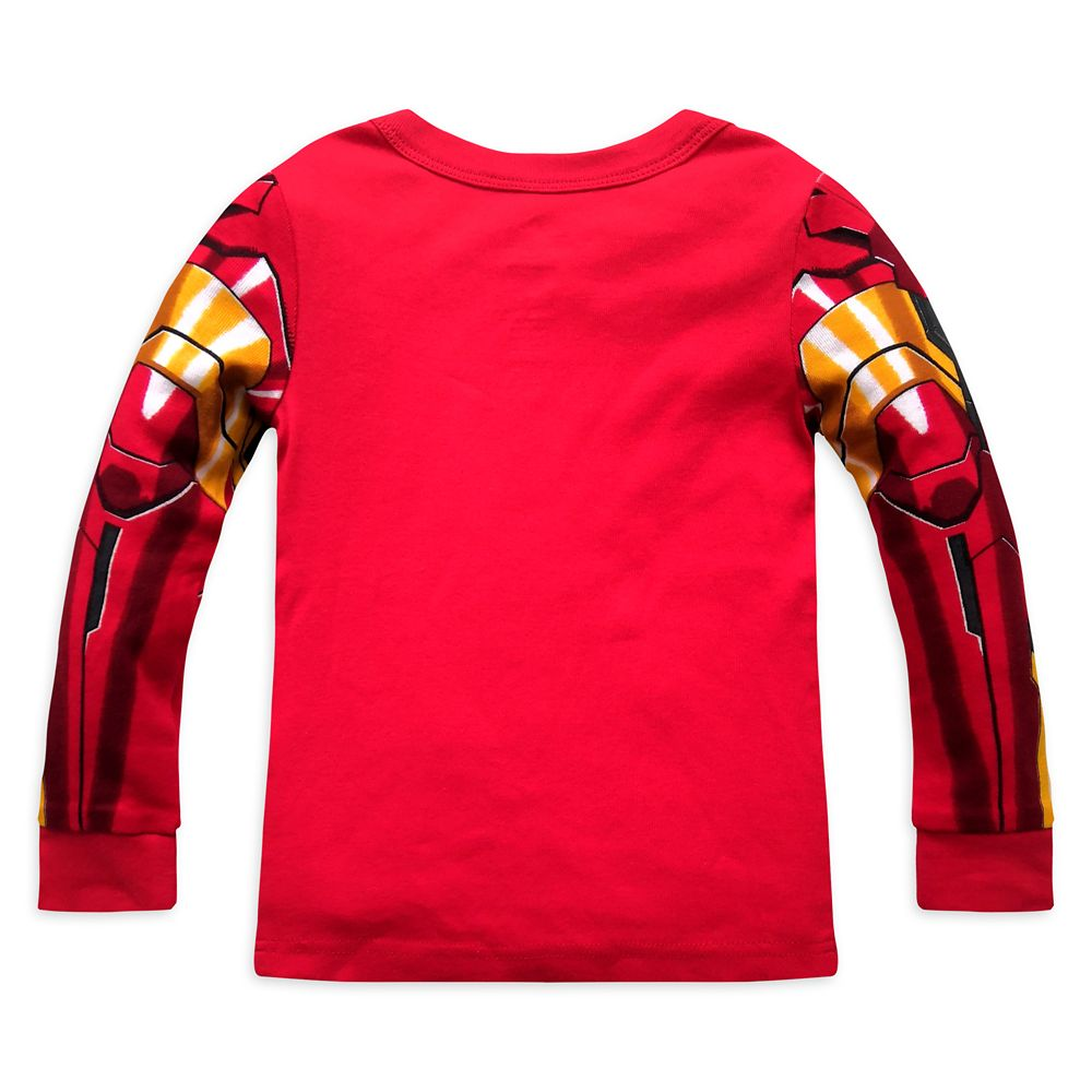 Iron Man Costume PJ PALS for Boys