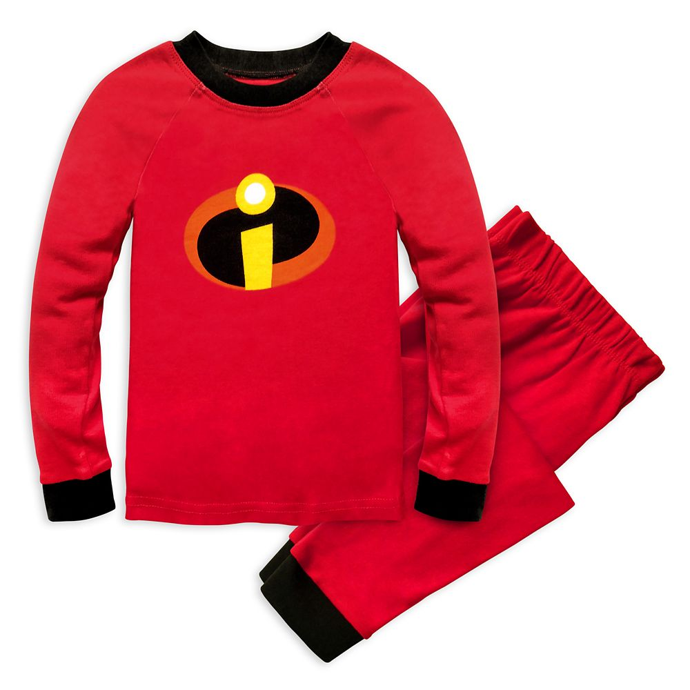 Incredibles Costume PJ PALS for Boys