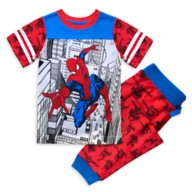 Spider-Man Sleep Set for Boys