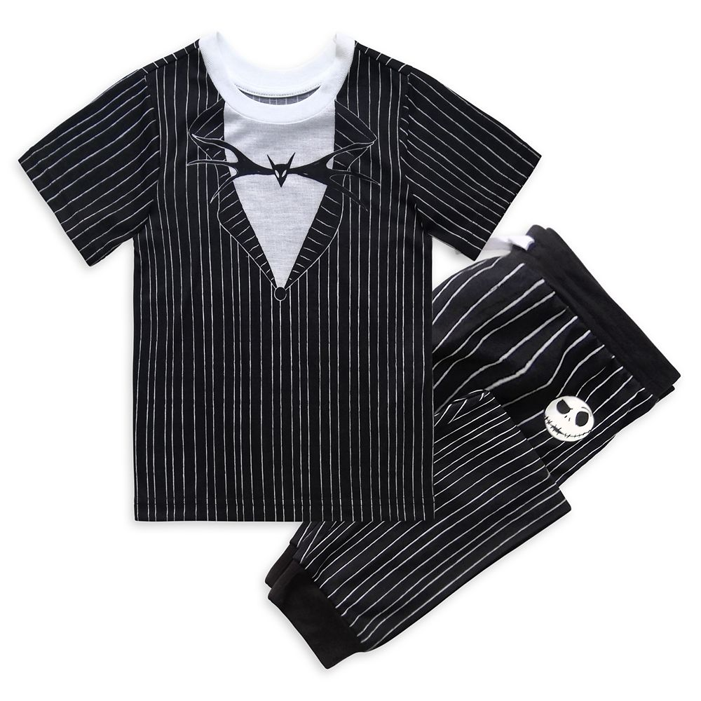 Jack Skellington Sleep Set for Boys – Tim Burton's The Nightmare Before Christmas