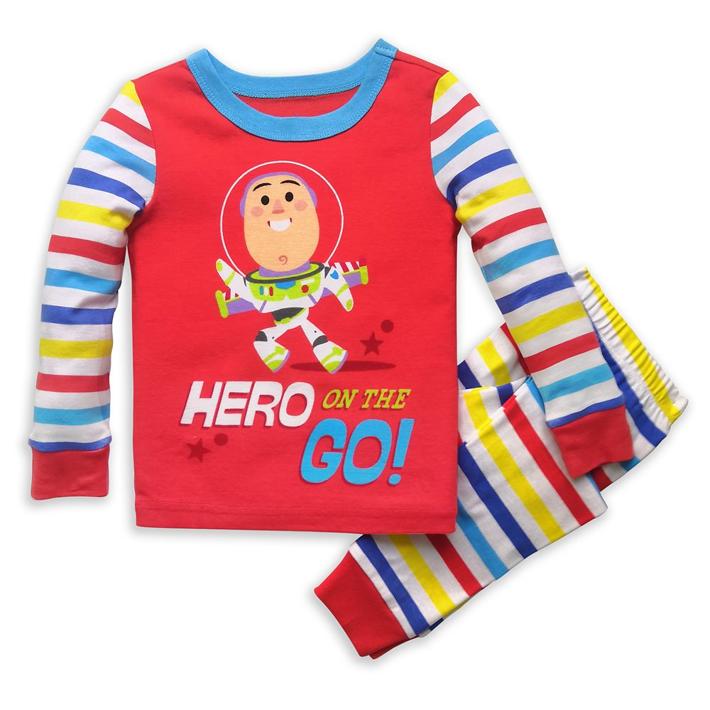 Buzz Lightyear PJ PALS for Boys – Toy Story