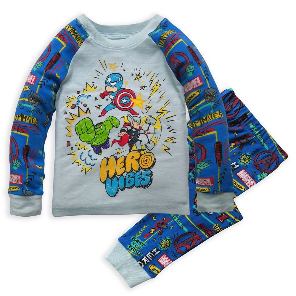The Avengers PJ PALS for Boys