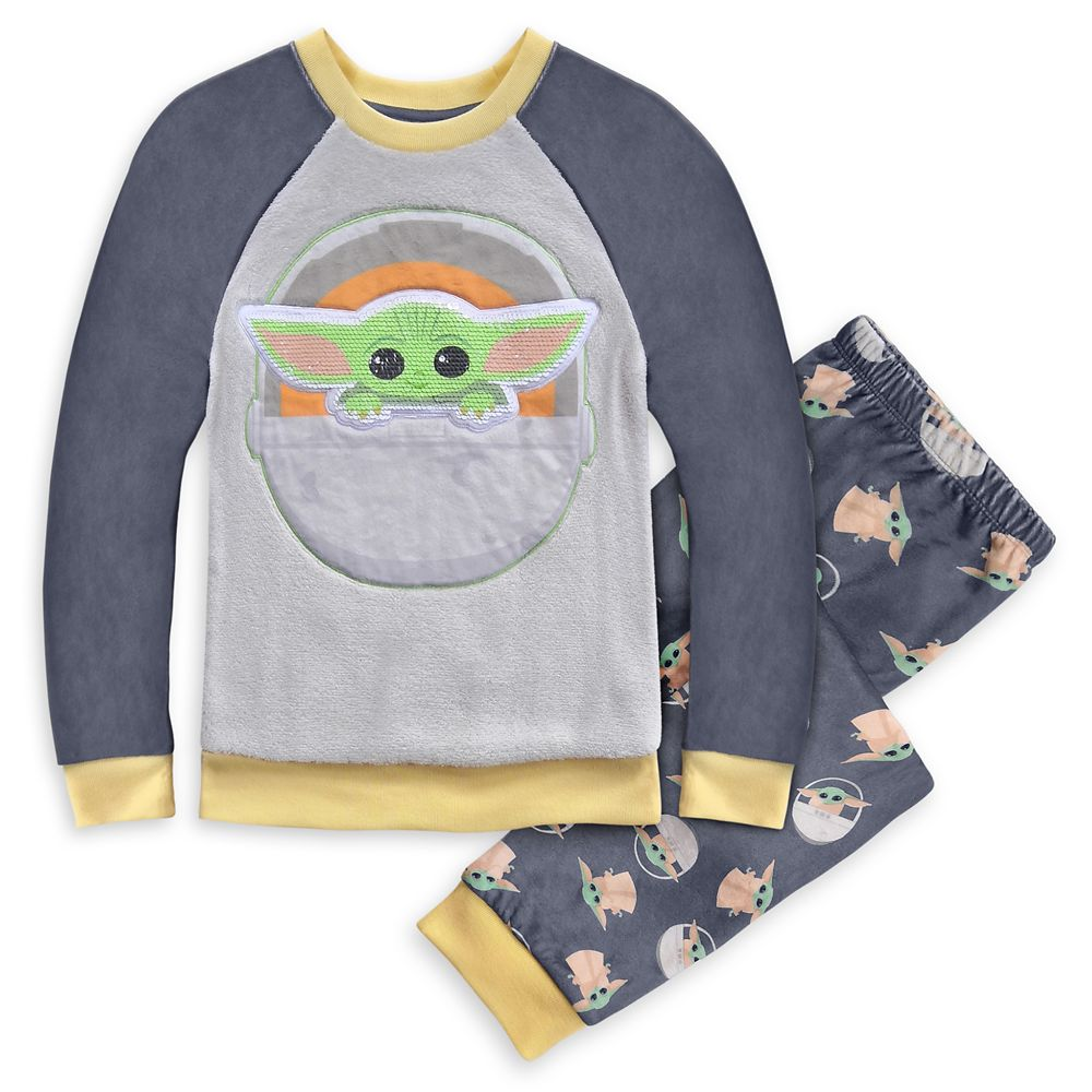 The Child Fleece Pajama Set for Boys – Star Wars: The Mandalorian