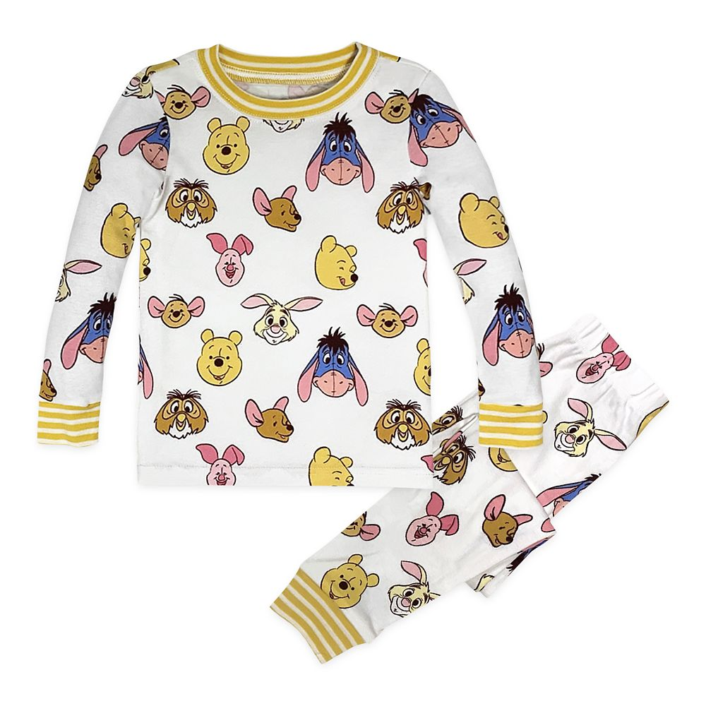 Winnie the Pooh and Pals Pajamas for Toddlers