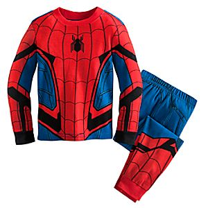 Spider-Man Costume PJ PALS for Boys 4903057392083M