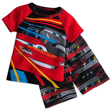 Cars 3 PJ PALS Short Set for Boys
