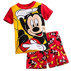 Mickey Mouse PJ PALS Short Set for Boys 4903057392091M