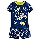Buzz Lightyear PJ PALS Short Set for Boys