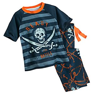 Pirates of the Caribbean: Dead Men Tell No Tales PJ PALS for Boys