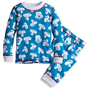 Mickey Mouse PJ PALS Set for Boys 4903057392132M