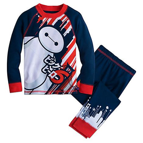 Big Hero 6 PJ PALS for Boys