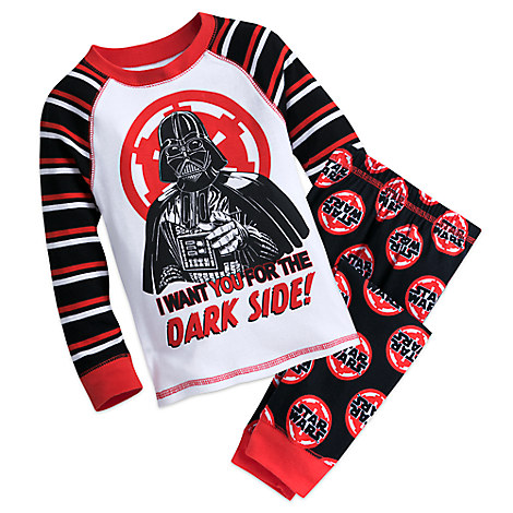 Darth Vader Pajama Set for Boys