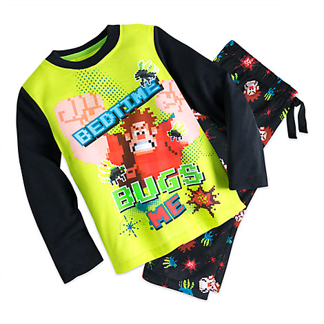 Wreck-It Ralph Sleep Set for Boys