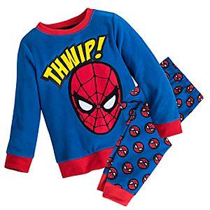 Spider-Man Fleece Sleep Set for Boys 4903057392182M