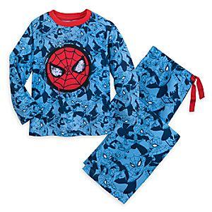 Spider-Man PJ Set for Boys 4903057392256M