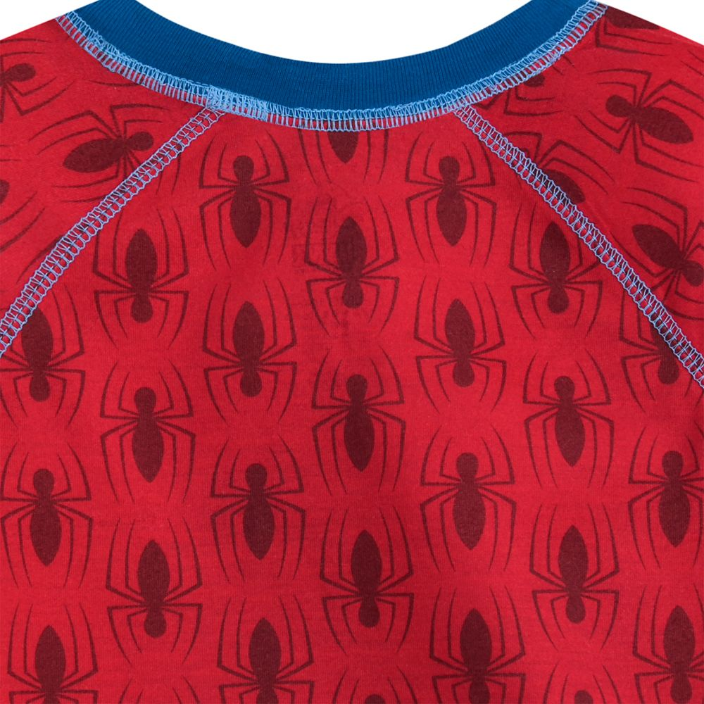 Spider-Man Shorts Sleep Set for Boys