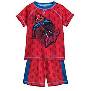 Spider-Man Shorts Sleep Set for Boys 4903057392281M