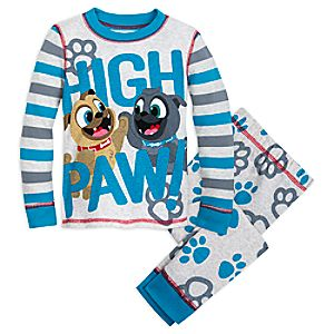 Image of Bingo and Rolly Pajamas for Boys - Puppy Dog Pals