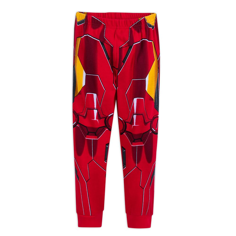 Iron Man Costume PJ PALS for Kids